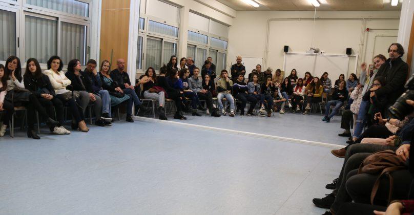 Exposició Batxillerat Artístic Institut Pompeu Fabra