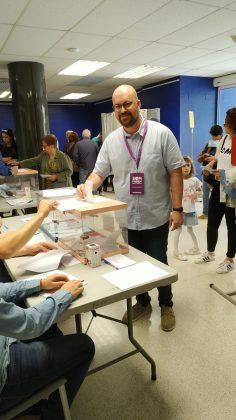 Oriol Bosch, candidat Som Podem Martorell
