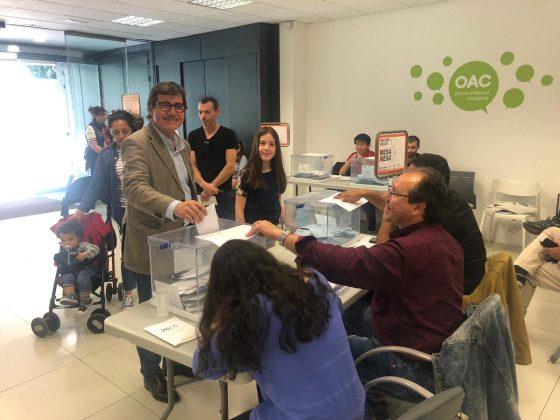 Xavier Fonollosa, candidat Junts per Martorell