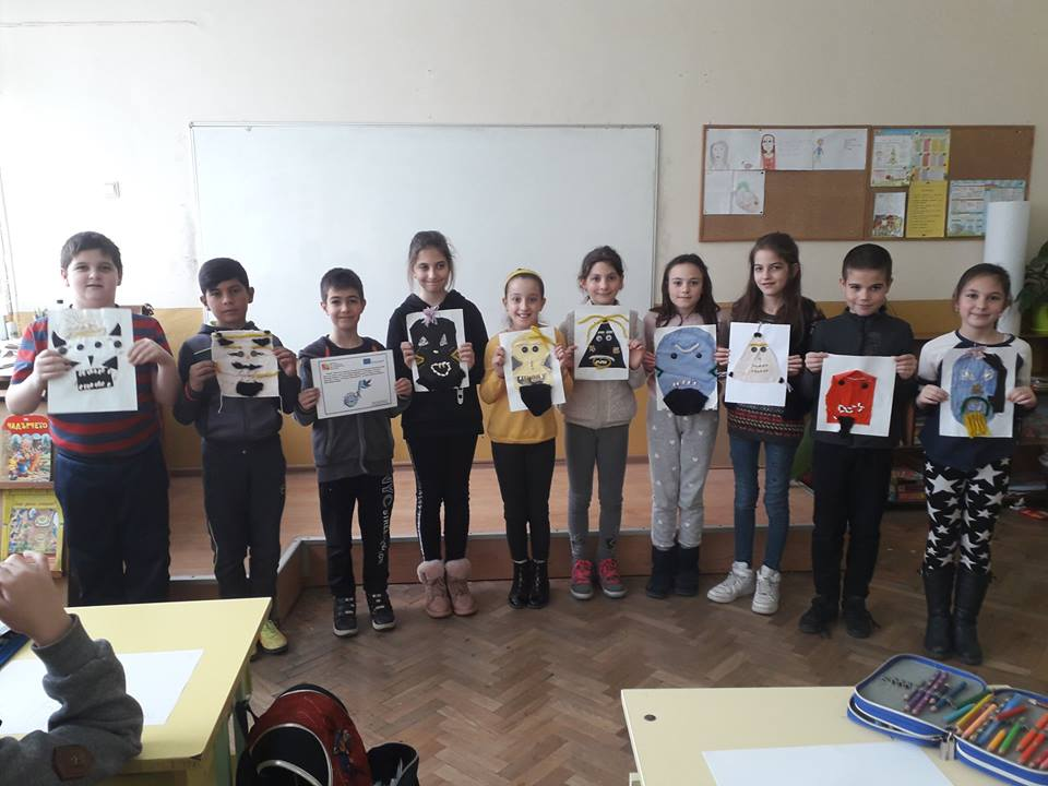 Programa 'Share my emotions', amb l'Escola Lola Anglada