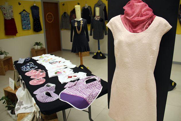 Exposició de final de curs de l'Escola de Patronatge i Costura