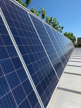 Plaques solars CIES