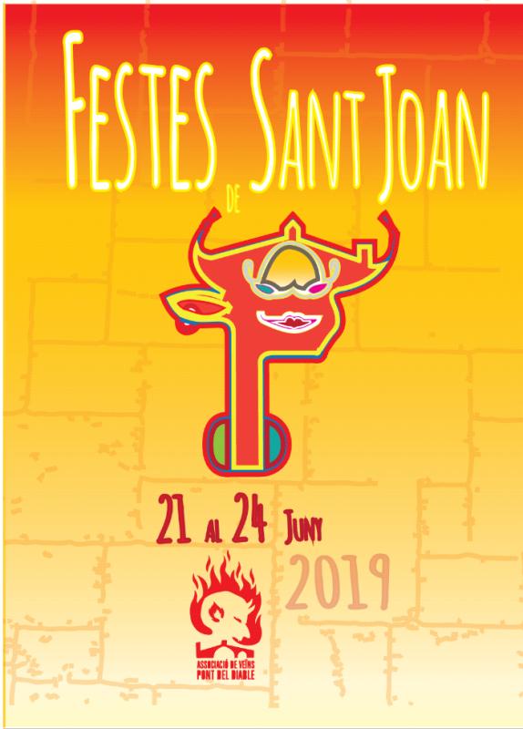 Festes de Sant Joan 2019. Barri del Pont del Diable