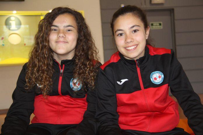 Maria Garcés i Nerea Nuño