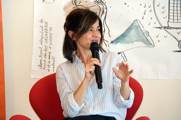 Marta Orriols presenta 'Aprendre a parlar amb les plantes'