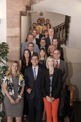 Acte de constitució de l'Ajuntament de Martorell (Fotografia: Grisphoto)