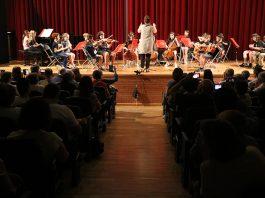Final de curs de l'Escola Municipal de Música