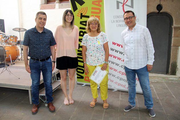 Cloenda del curs al Servei Local de Català