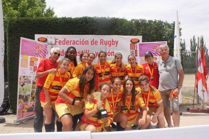 Selecció catalana Sub16