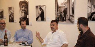 """Juan Miguel Morales, autor de """"¡Cuba va! Dialogando con músicos cubanos"""""""