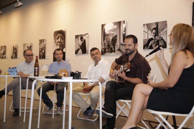 """Exposició """"¡Cuba va! Dialogando con músicos cubanos"""" de Juan Miguel Morales"""