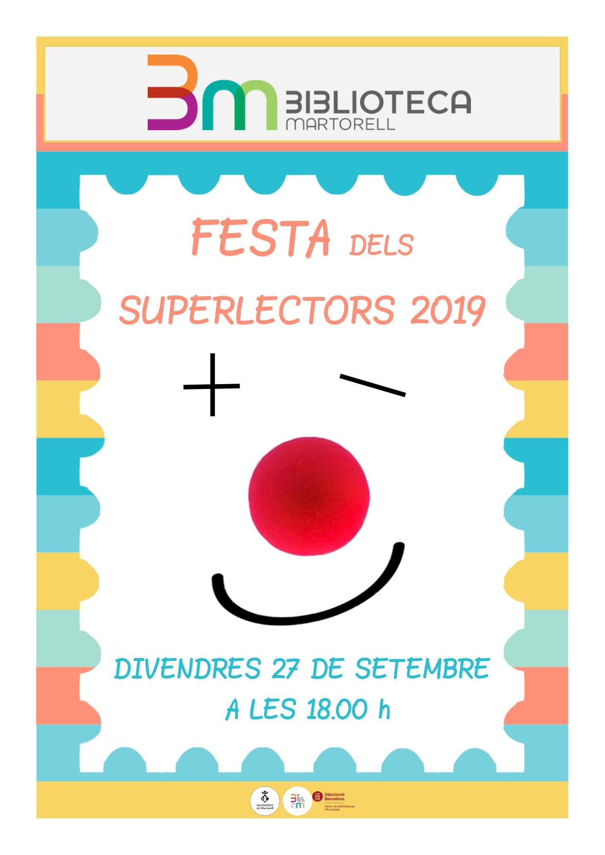 Festa dels superlectors