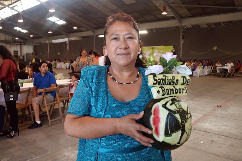Lourdes Linares, presidenta de Renacer Boliviano