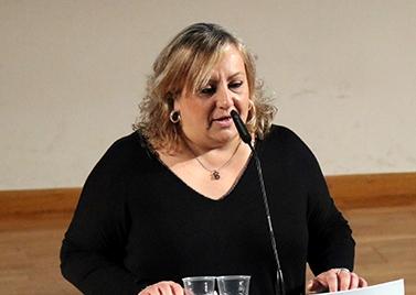La regidora d'Ensenyament i Salut de l'Ajuntament de Martorell, Soledad Rosende