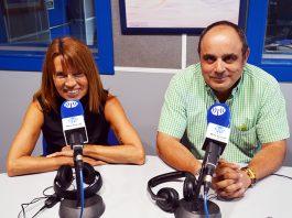 Montserrat Torras i Ton Toset, responsables de l'ONG Mans Mercedàries