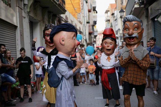 Festa Major Petita. Festa Major 2019 (Fotografia: Cristina Sánchez)