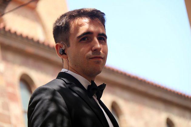 Oriol Guimerà. Concert de Q Voce. Festa Major 2019