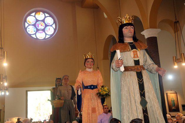 Missa solemne a Santa Maria. Festa Major 2019