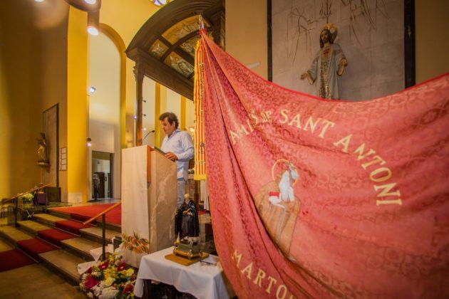 Missa Solemne de Festa Major 2019 (Fotografia: Cristina Sánchez)
