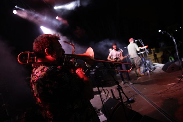 Concert de Baciamolemani. Festa Major 2019 (Fotografia: Grisphoto)