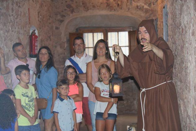 Visita teatralitzada al Museu Vicenç Ros. Festa Major 2019