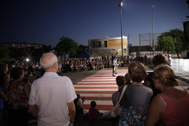 La Industrial Teatrera. Festa Major 2019 (Fotografia: Grisphoto)