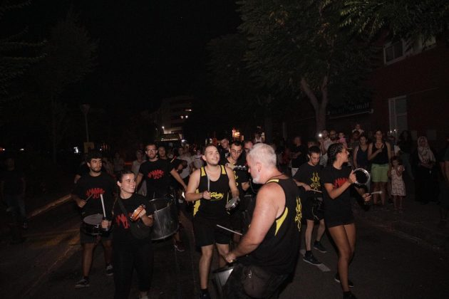 Correfoc de Festa Major 2019 (Fotografia: Grisphoto)