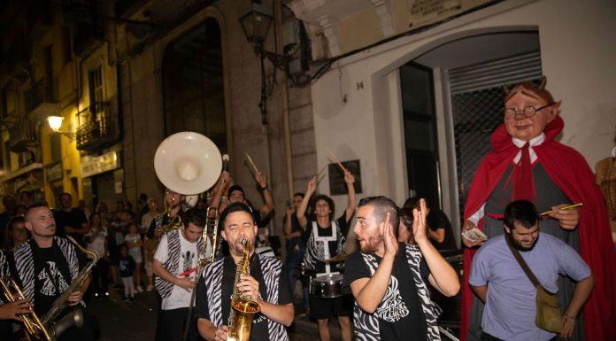Cercanit. Festa Major 2019 (Fotografia: Grisphoto)