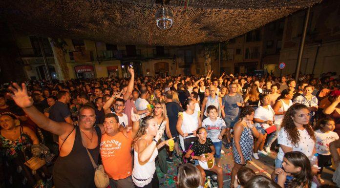 Festa Petarda. Festa Major 2019 (Fotografia: Grisphoto)