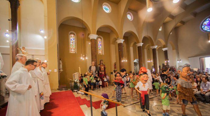 Missa Solemne. Festa Major 2019 (Fotografia: Grisphoto)