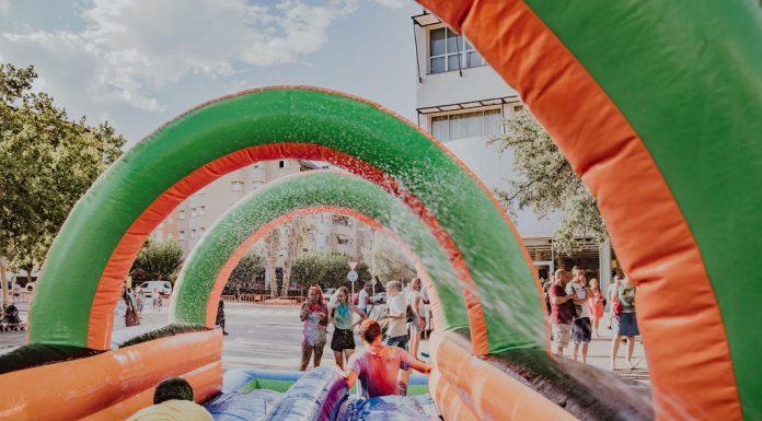 Parc d'Aigua. Festa Major 2019 (Fotografia: Grisphoto)