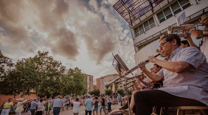 Ballada de Sardanes. Festa Major 2019 (Fotografia: Grisphoto)