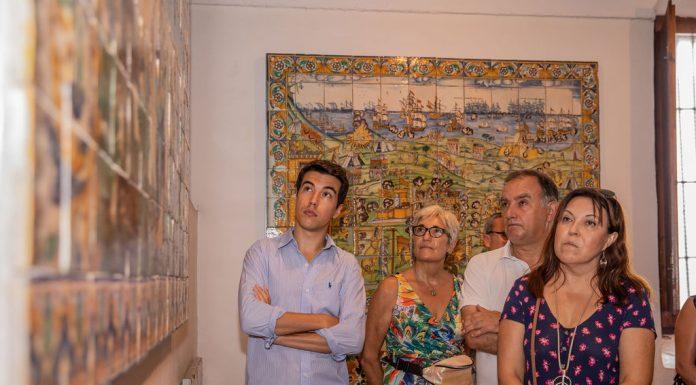 Visites teatralitzades al Museu Vicenç Ros. Festa Major 2019 (Fotografia: Grisphoto)
