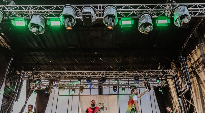 Actuació de La Belluga. Festa Major 2019 (Fotografia: Grisphoto)