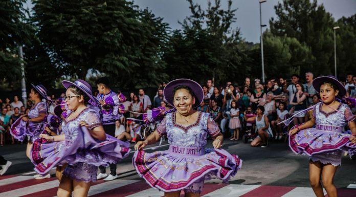Mostra de balls. Festa Major 2019 (Fotografia: Grisphoto)