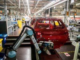 Robots col·laboratius a SEAT