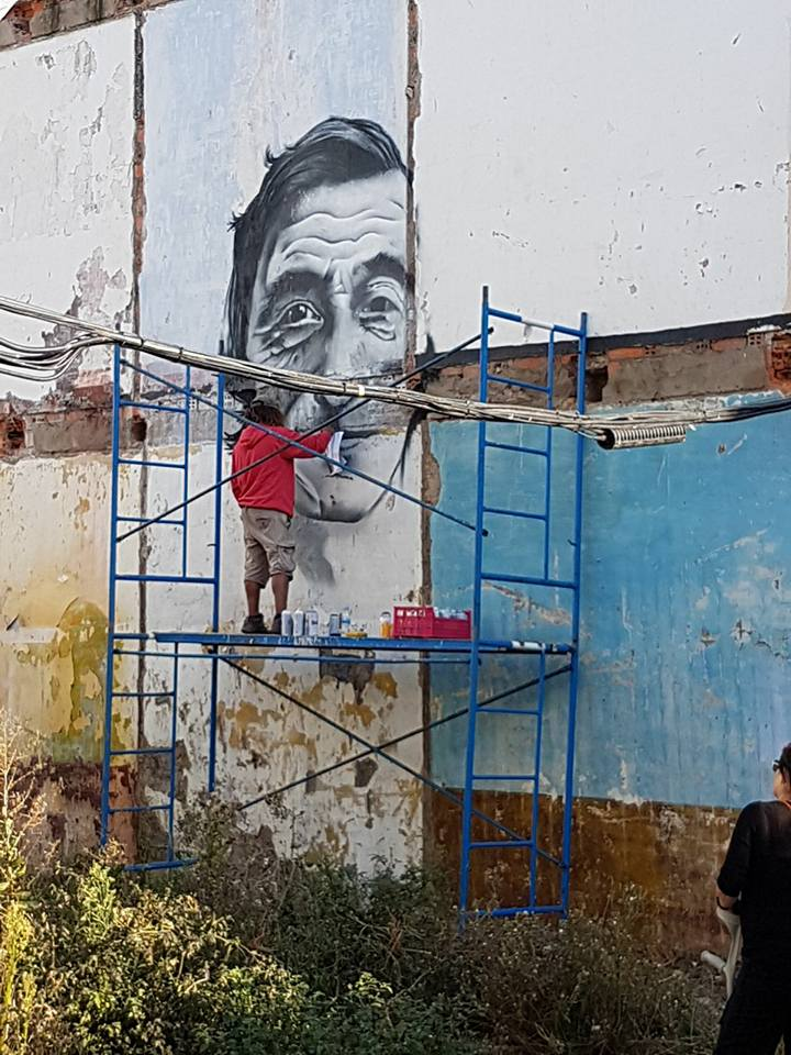 Creacions al barri de Canido