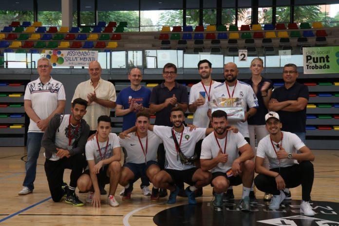Guanyadors del desè Torneig de Futbol Sala Vila de Martorell