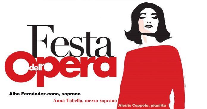 Festa dell'opera, amb Alba Fernández i Anna Tobella