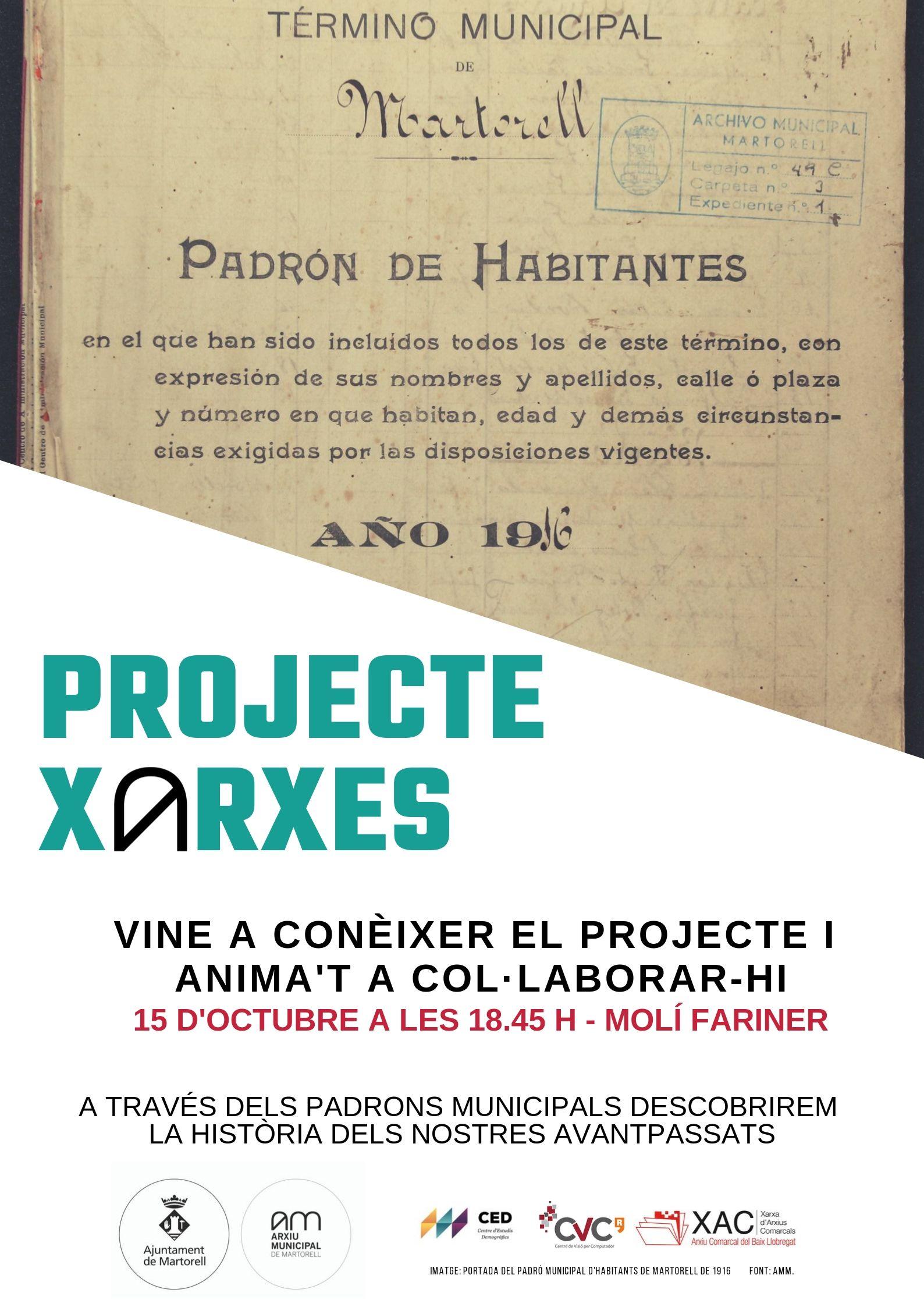 Projecte Xarxes