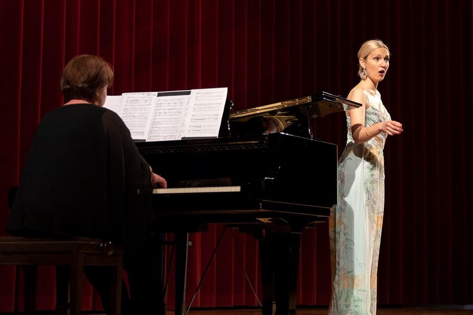 Concert Alba Fernández, soprano