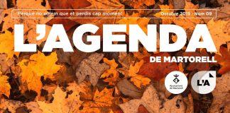 Agenda octubre 2019