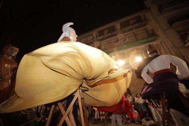 Festa del Roser. Correfoc (Fotografia: Grisphoto)