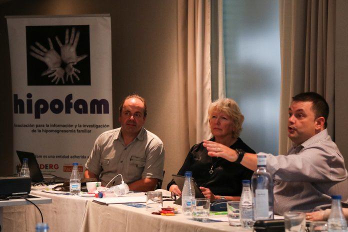 Hipofam reuneix la Federació Europea de Malalties Renals Genètiques (FEDERG)