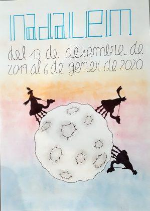 Concurs de Cartells. Artista local menor de 16 anys. Judith Chacón