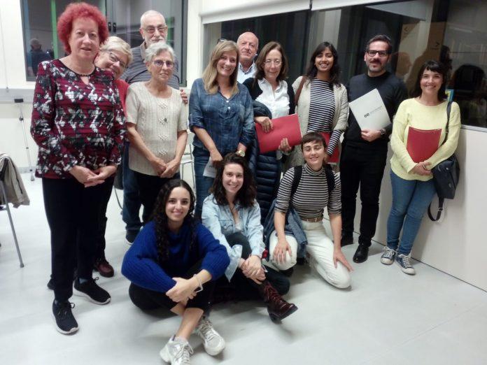 Taller d'escriptura de l'Ateneu Barcelonès a la Biblioteca