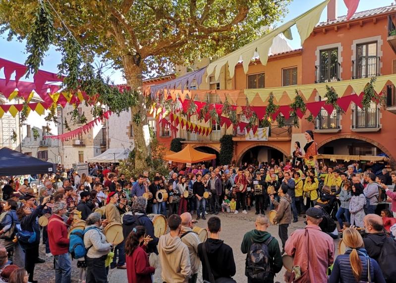 35a festa del Flabiol d'Arbúcies (Foto: Ajuntament d'Arbúcies)