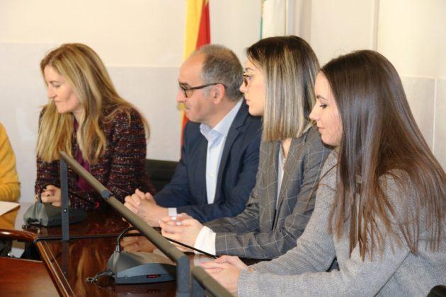 Signatura del conveni entre la Fundació Arc de Sant Martí i Sorea