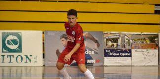 Arnau Omella, cadet A Sala5