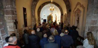 Festa de la Mare de Déu del Tíscar a la Capella de Sant Joan